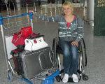 Буковинка подорожує в… інвалідному візку ПОДОРОЖІ