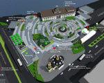 Після реконструкції Поштова площа стане недоступною для 30% киян РЕКОНСТРУКЦІЇ