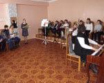 Професіографічна екскурсія в музичну школу ДІТЕЙ