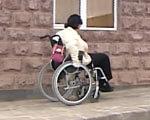 Як Вірменія створює комфорт для інвалідів (ВІДЕО) ІНВАЛІДІВ