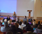У Житомирі презентували проект створення книг для незрячих ВАДАМИ ЗОРУ ДЕЙЗІ СЛІПИХ