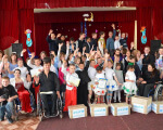 На Луганщині пройшов соціокультурний захід для молоді з обмеженими фізичними можливостями ОБМЕЖЕНИМИ ФІЗИЧНИМИ МОЖЛИВОСТЯМИ