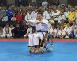 У Львові пройшли змагання з карате серед спортсменів з інвалідністю ІНВАЛІДНІСТЮ