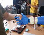 Программисты из Киева и Львова создают роборуку, которая управляется движениями мышц (ВИДЕО) РУКИ