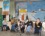 1 12 3 YLkbgyEbe1o 1 2. особливими потребами, реабілітація, інвалідністю, інклюзивного середовища