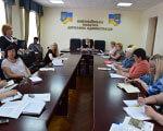 Оксана Янішевська провела нараду з питань інклюзивної освіти ОБМЕЖЕНИМИ МОЖЛИВОСТЯМИ