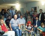 """Питання якості і функціональності засобів пересування для інвалідів-спинальників та інвалідів з порушеннями опорно-рухового апарату обговорено за """"круглим столом"""" ІНВАЛІДІВ-СПИНАЛЬНИКІВ"""