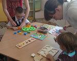 Запорожские детки с аутизмом и ДЦП 1 сентября пошли в школу (ФОТО) ДЦП АУТИЗМОМ