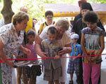 Первомайський міський центр соціальної реабілітації дітей із особливими потребами отримав нове приміщення ДІТЕЙ-ІНВАЛІДІВ ОСОБЛИВИМИ ПОТРЕБАМИ РЕАБІЛІТАЦІЇ