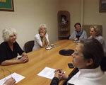 """З працівниками """"Дороги життя"""" ділилися досвідом голландські колеги ЖИТТЯ"""