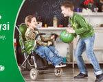 Соціальна інклюзія в Україні: низький рівень прийняття найбільш вразливих дітей ІНВАЛІДНІСТЮ ІНВАЛІДІВ