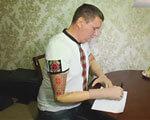 Миколаївському телевізійнику, який у зоні АТО втратив руки, у Німеччині встановили сучасні протези (ВІДЕО) ОЛЕКСАНДР ТЕРЕЩЕНКО ПРОТЕЗИ