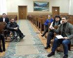 Голова Мукачівської РДА Сергій Гайдай зустрівся з мешканцями Мукачівщини з особливими потребами ОСОБЛИВИМИ ПОТРЕБАМИ ІНВАЛІДІВ