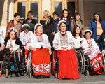 Женственность без границ: в Одессе восемь девушек с ограниченными возможностями стали фотомоделями ПРОЕКТА