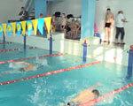 В Славянске впервые за два года состоялись соревнования по плаванию среди инвалидов (ВИДЕО) ПЛАВАНИЮ