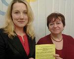 В Україні існує гуртожиток для людей з інтелектуальною недостатністю ІНВАЛІДІВ ІНТЕЛЕКТУАЛЬНОЮ НЕДОСТАТНІСТЮ