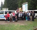 Четверта висота: на Прикарпатті зустрілися інваліди з різних куточків України ІНВАЛІДІВ