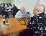 В Бахмуте прошел чемпионат области по шашкам среди спортсменов-инвалидов ПОРАЖЕНИЕМ ОПОРНО-ДВИГАТЕЛЬНОГО АППАРАТА