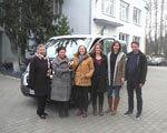 Делегация из Германии посетила Одесский Центр психофизической реабилитации ИНВАЛИДОВ НЕДОСТАТКАМИ ПСИХОФИЗИЧЕСКОГО РАЗВИТИЯ РЕАБИЛИТАЦИИ