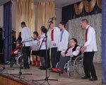 Члени громадського об'єднання «Джерело життя» презентували мюзикл «Язиката Хвеська» МЮЗИКЛ
