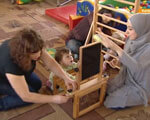 Діти з ДЦП стають на ноги – спецрепортаж (ВІДЕО) ДЦП