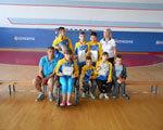 На Ужгородщині відбувся турнір з плавання серед дітей з особливими потребами
