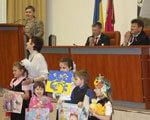Запорожской городской ассоциации родителей детей-инвалидов и инвалидов детства «Надежда» 25 лет