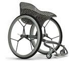 Ультрасовременное инвалидное кресло победило на лондонском конкурсе дизайна ИНВАЛИДНОЕ КРЕСЛО
