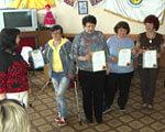 Мелитопольское общество инвалидов вернулось с фестиваля с грамотами и дипломами (ВИДЕО) ИНВАЛИДОВ