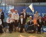 """Рівненське подружжя, яке танцює на візках, у Фінляндії завоювало два """"золота"""" ТАНЦІВ"""