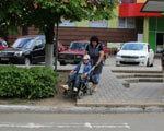 Журналісти «Новин Ладижина» провели квест на підтримку інвалідів-візочників (ВІДЕО)