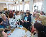 Лілія Гриневич: Навчальні заклади мають бути підготовленими, щоб приймати дітей з особливими потребами