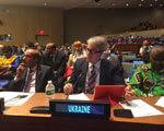Українська делегація бере участь у дев'ятій сесії Конференції держав – сторін Конвенції ООН про права інвалідів