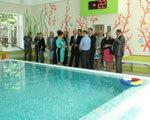 Ще один басейн відкрито в Одесі для реабілітації дітей з особливостями розвитку