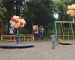 В Одессе обустроили первую площадку для особенных детей (ВИДЕО)
