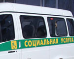 З липня для мешканців Харківській області працюватиме служба «Інватаксі»