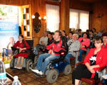 У Запоріжжі обговорили проблемні питання переселенців з інвалідністю