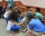 У Вінниці пройшло заняття «Подолання стереотипів. Дискримінація прав людей з інвалідністю. Міфи та реальність»