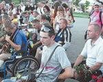 Недостатньо надати воїну-інваліду сучасний протез. Вкрай важливо навчити його з ним жити