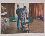 Фотовиставка Рани: історії чоловіків з тяжкими пораненнями після війни (ВІДЕО)