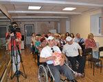 Переймаємо досвід Вінниці з питань створення Центру реабілітації для людей з інвалідністю та учасників АТО
