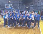 Збірна України з баскетболу здобула срібло Чемпіонату Європи для спортсменів з вадами слуху
