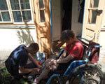 «Турбота» надає послуги з безкоштовного ремонту інвалідних візків