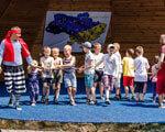 На Рівненщині розпочав роботу шостий корекційний табір для дітей-аутистів