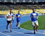 День бігу Спеціальної Олімпіади України на НСК «Олімпійській»