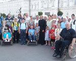 Паломництво людей з інвалідністю