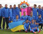 Збірна України серед спортсменів з наслідками ДЦП дізналася суперників на Паралімпіаді-2016