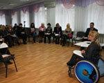 На Чернігівщині серед безробітних з інвалідністю кожного третього охоплено активними формами сприяння зайнятості