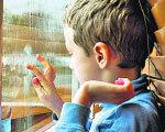 Дети дождя: криворожских малышей будут лечить сухим бассейном и рисованием песком ДЕТОК