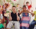 Запорожские школьники с особенными потребностями побывали на экскурсии